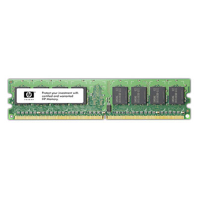 HP 2GB (1x2Gb 2Rank) 2Rx8 PC3-10600R-9 Registered DIMM (BL460G6 / 490G6 DL160G6 / 180G6 / 360G6 / 37