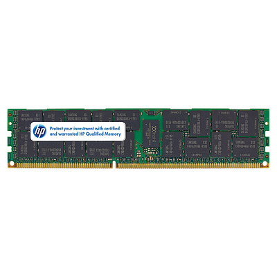 HP 4GB (1x4GB) 1Rx4 PC3L-10600R-9 Low Voltage Registered DIMM for DL160 / 360e / 360p / 380e / 380p